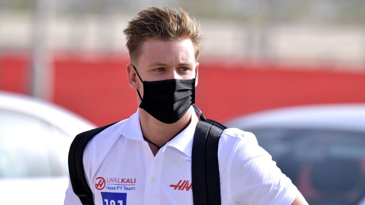 Mick Schumacher fährt 2021 für Haas in der F1