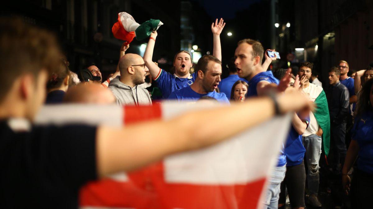 Anglia - Italia EURO 2020