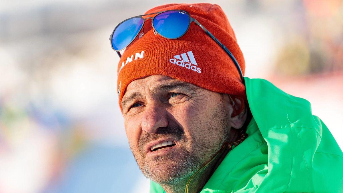 Bundestrainer Hermann Weinbuch plant seinen Abschied