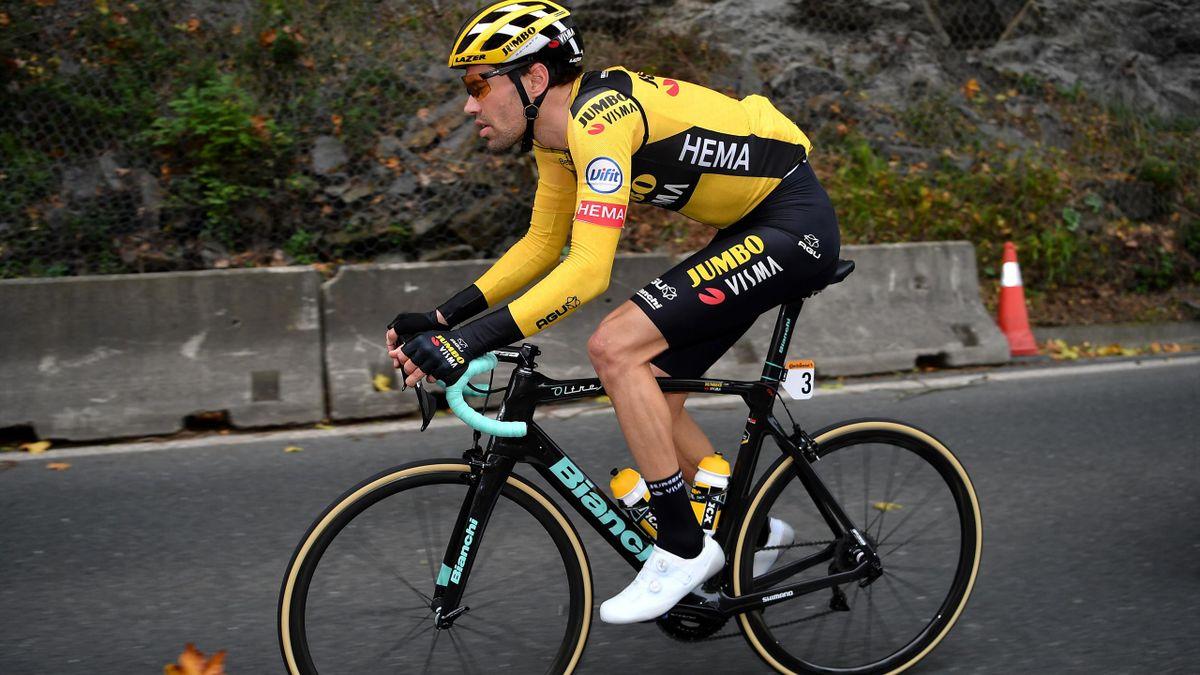 Tom Dumoulin La Vuelta