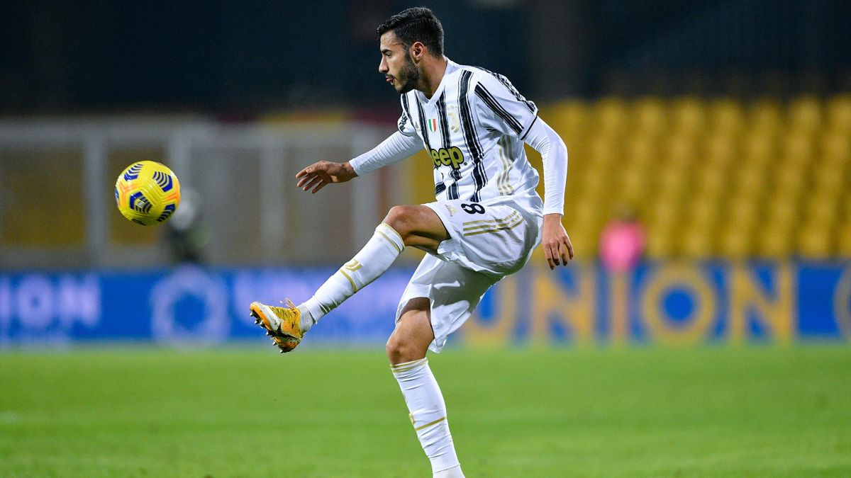 Gianluca Frabotta, Juventus 2020-2021 (Getty Images)
