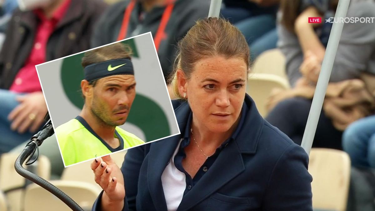 'It's a reasonable time' - Umpire defends Nadal with Norrie angry at being kept waiting
