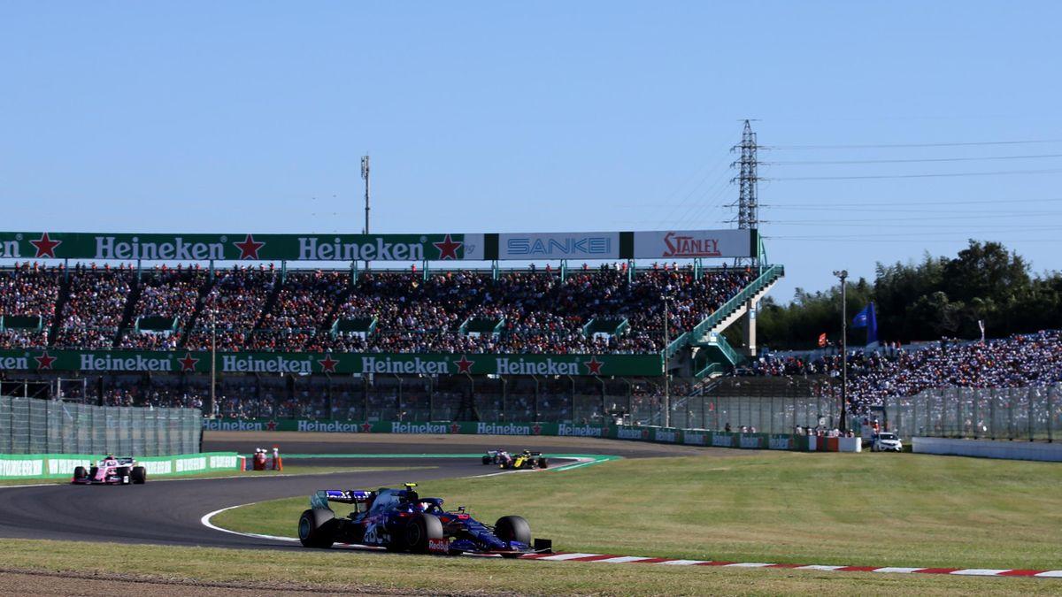 F1 Japan Grand Prix
