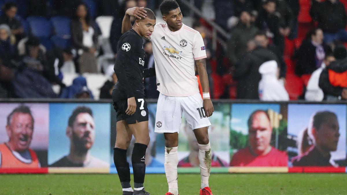 Ligue des champions   Calendrier 2020 21 : PSG Manchester Utd le