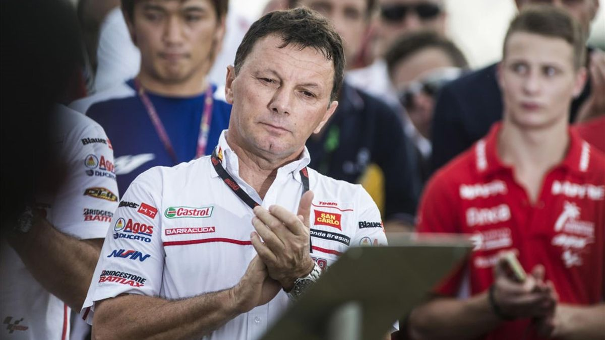 Fausto Gresini - Getty Images