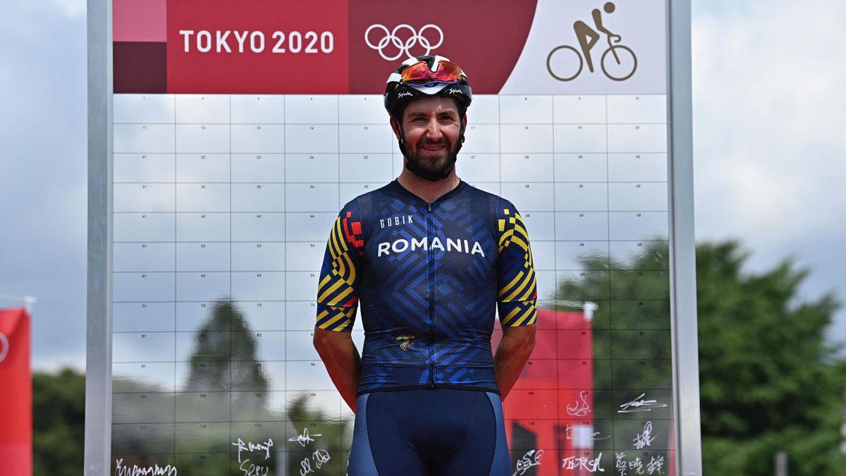 Eduard Grosu la Jocurile Olimpice