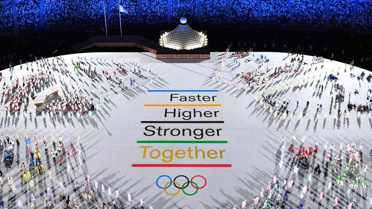 A tokiói olimpia mottója