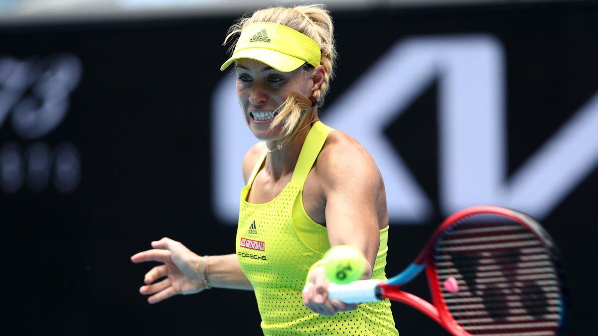 Angelique Kerber hat weitrhin große Lust am Tennisspielen