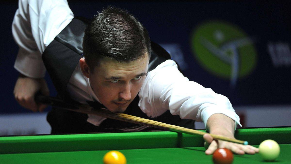 Kyren Wilson besieght Ding Junhui bei den Shanghai Masters