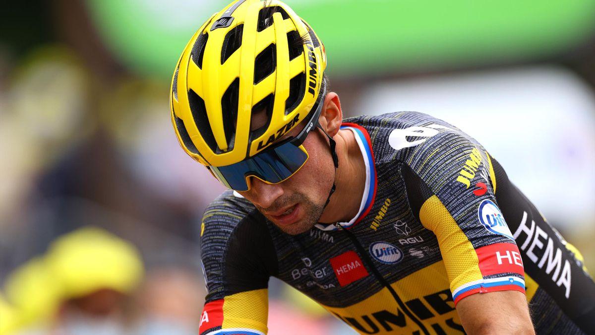 Примож Роглич, «Тур де Франс»