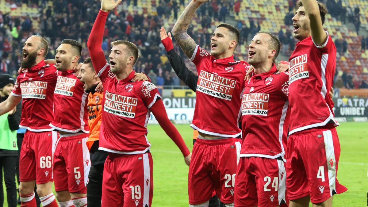 Dinamo București a confirmat primul caz de Covid-19 din fotbalul românesc