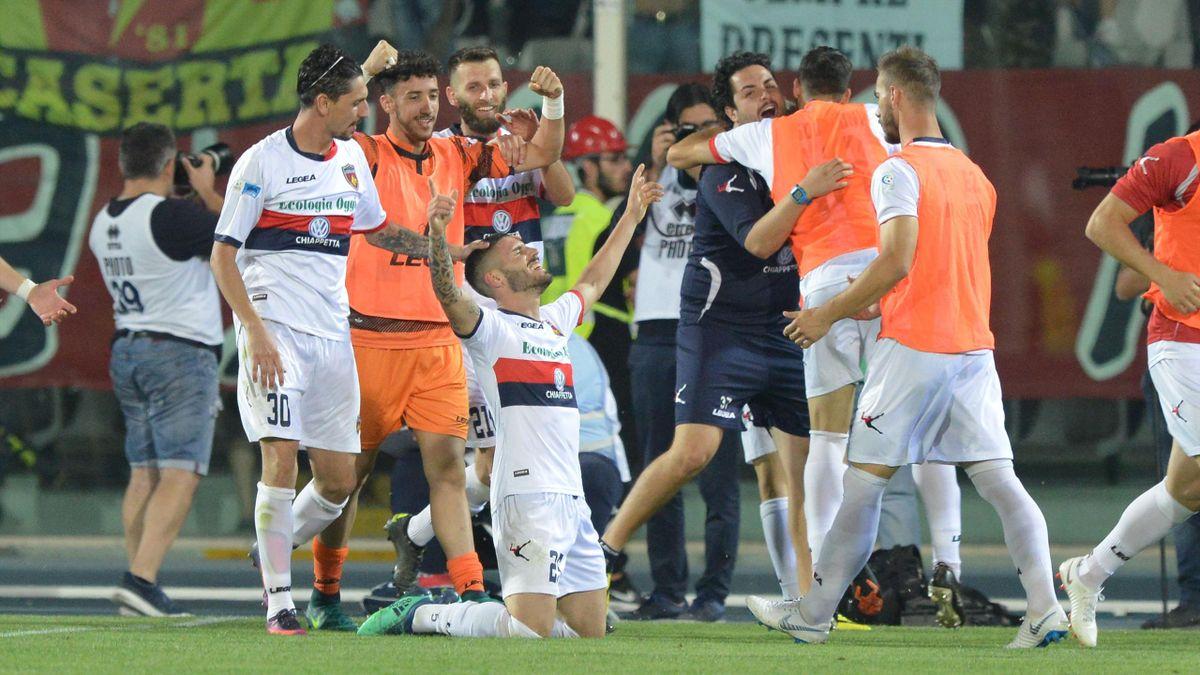 Cosenza - Serie B - 2018