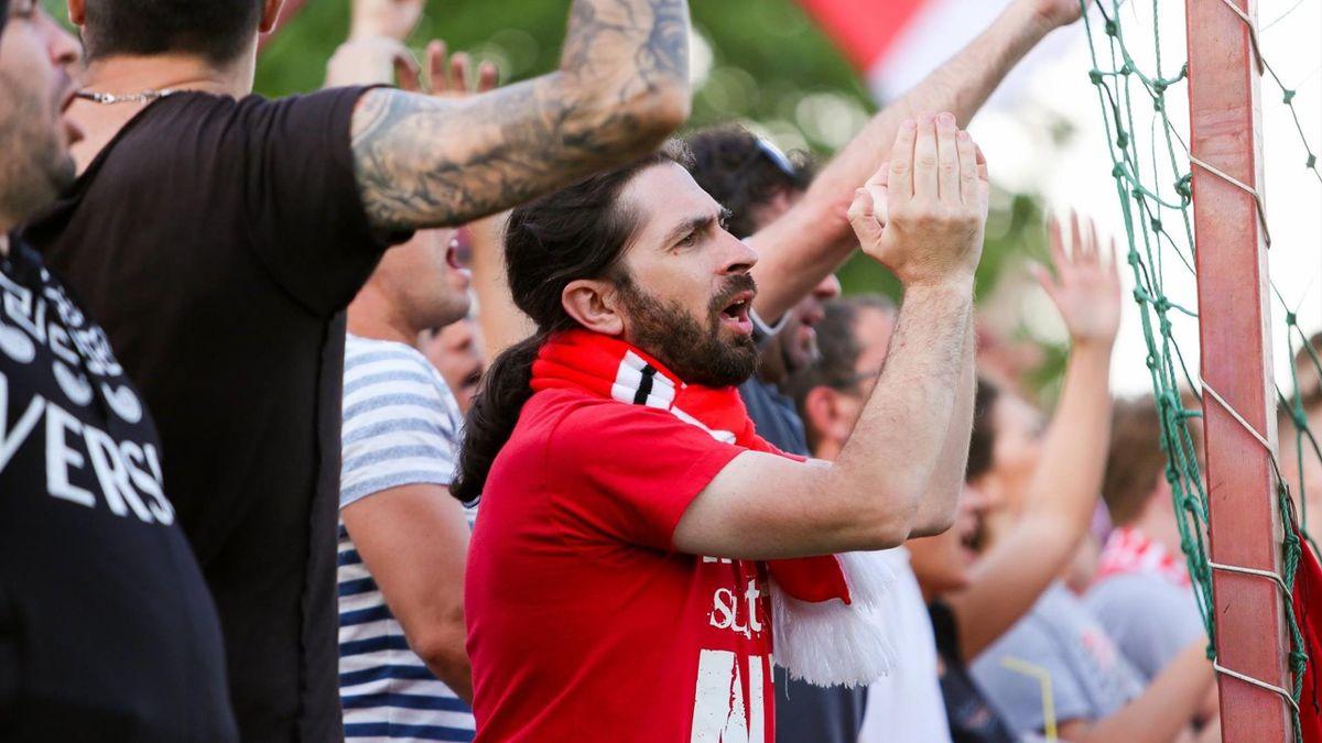 Giuliano Junc, fanul celor de la UTA Arad