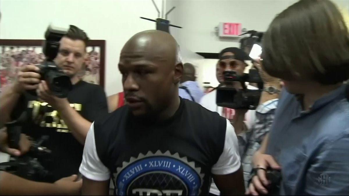 Floyd Mayweather Jr. anuncia que volverá al boxeo