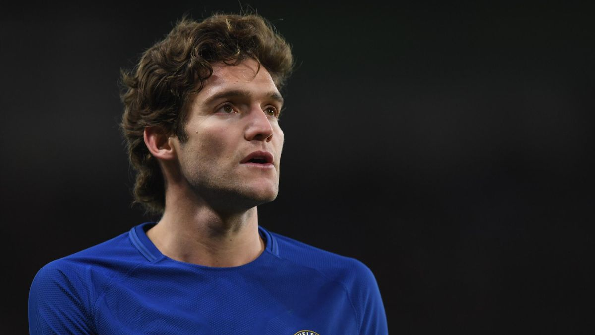 Marcos Alonso - Chelsea 2018