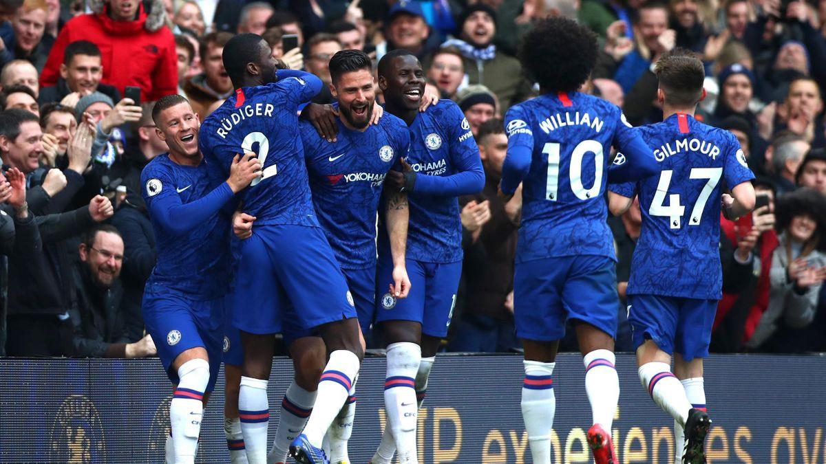 Chelsea este în continuare în UEFA Champions League, însă a pierdut partida tur din optimi cu Bayern, scor 0-3
