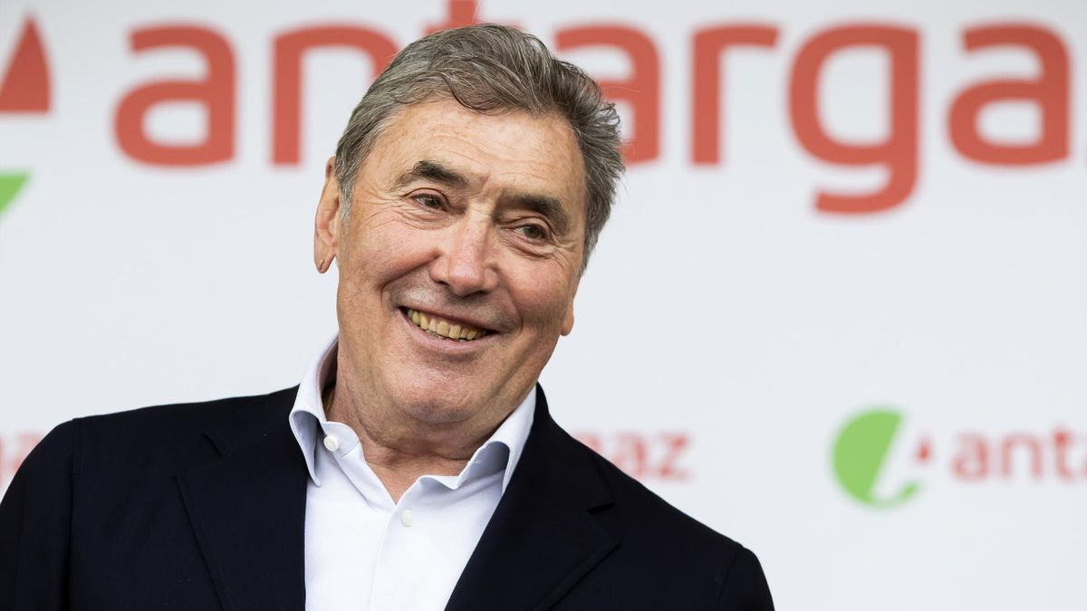 Eddy Merckx, Getty Images