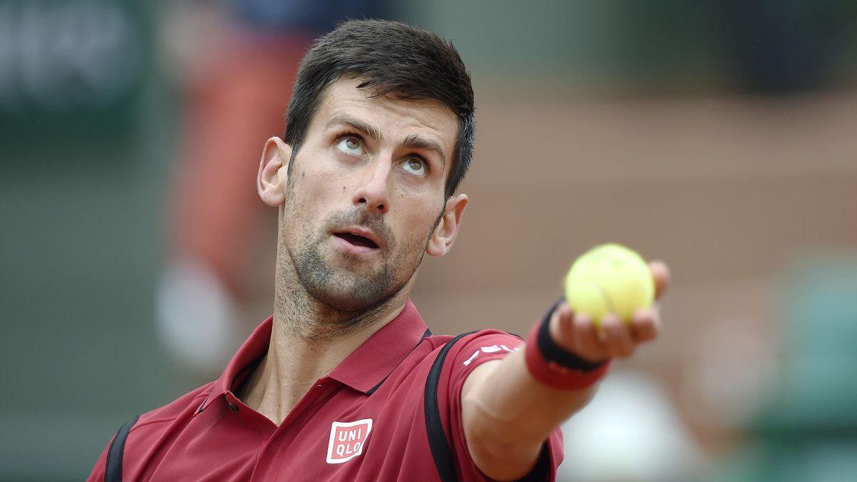 Novak Djokovic (Roland Garros 2016)