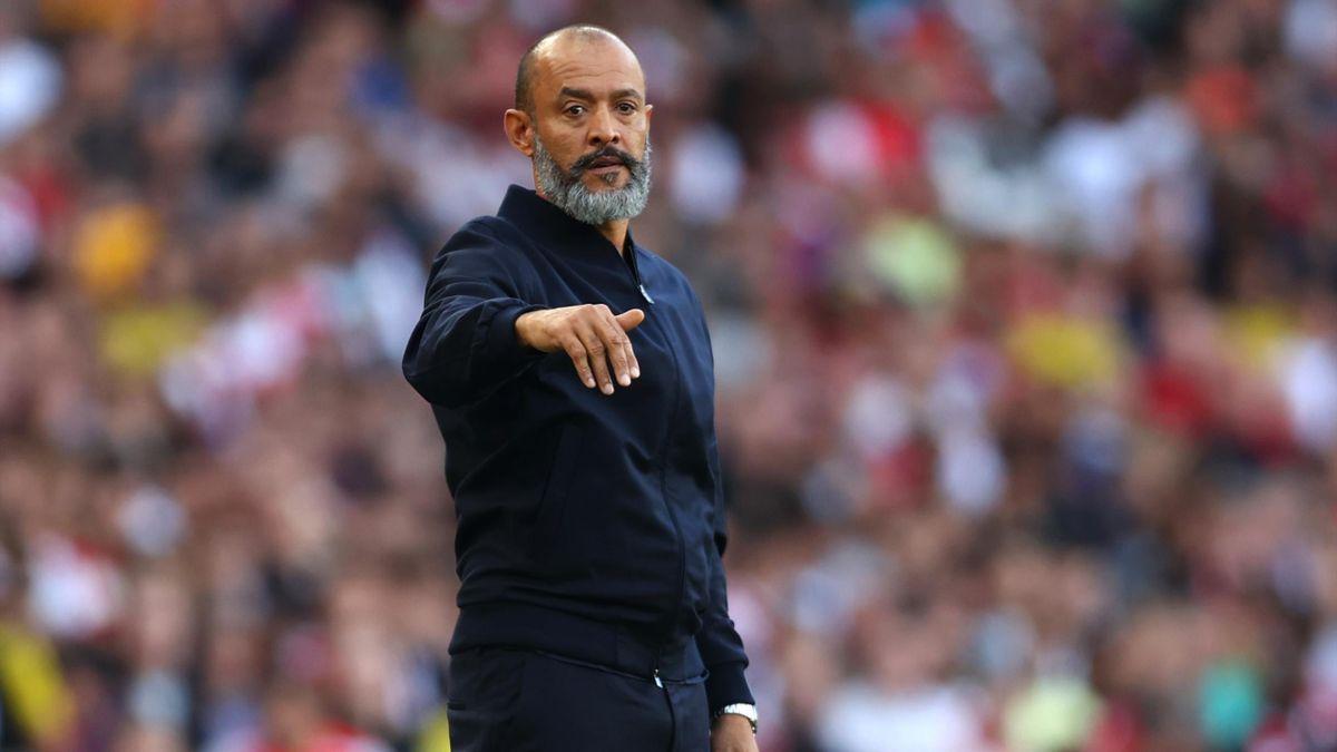 Arsenal 3-1 Tottenham - 'It's my responsibility' – Nuno Espírito Santo  takes blame for Spurs' derby defeat - Eurosport