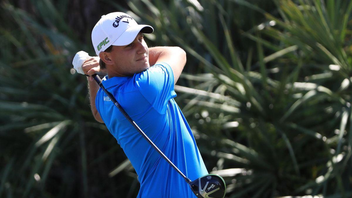 Emiliano Grillo på 2017 Arnold Palmer Invitational, PGA Tour