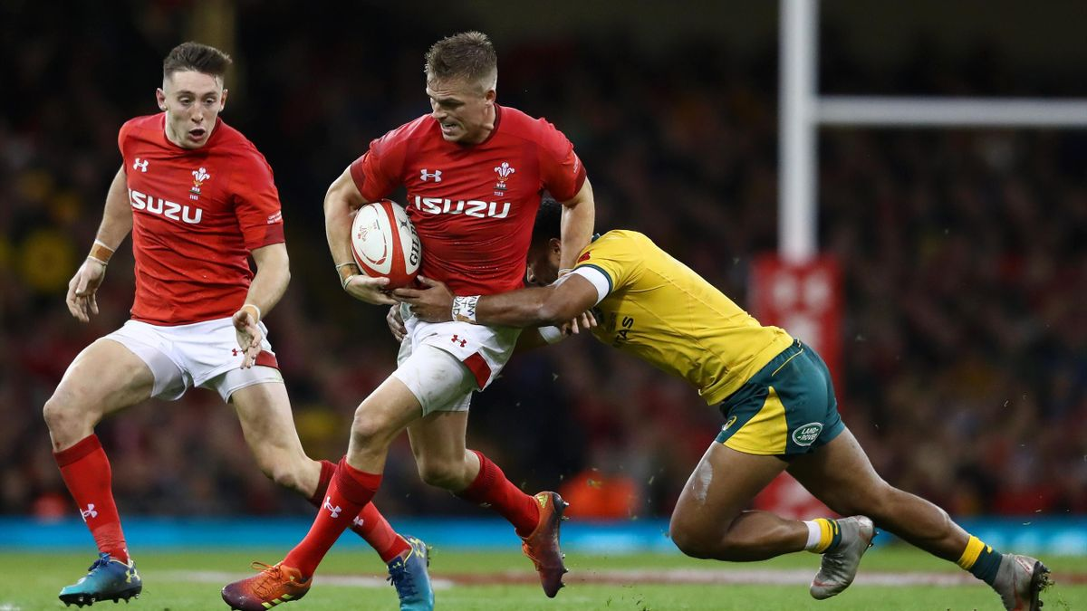 Wales ended their long wait for a win over Australia at the Principality Stadium