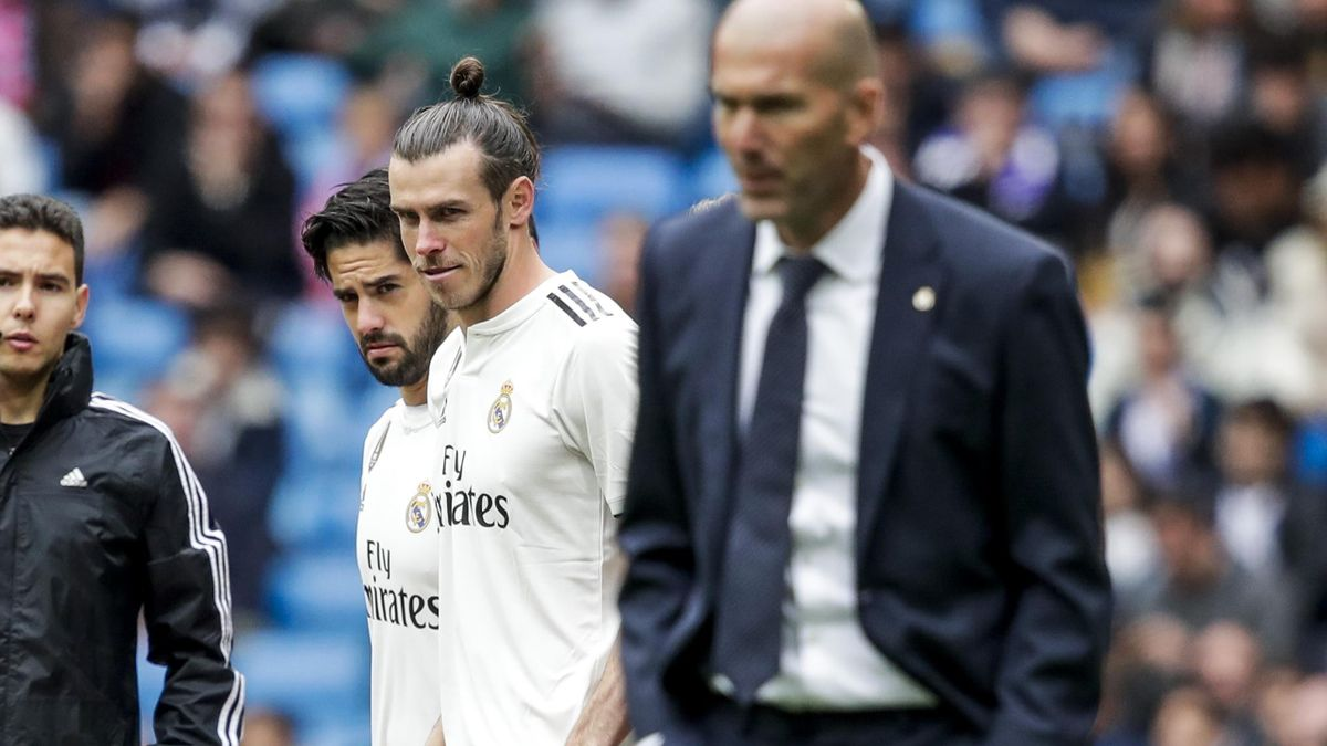 Zinédine Zidane, Gareth Bale