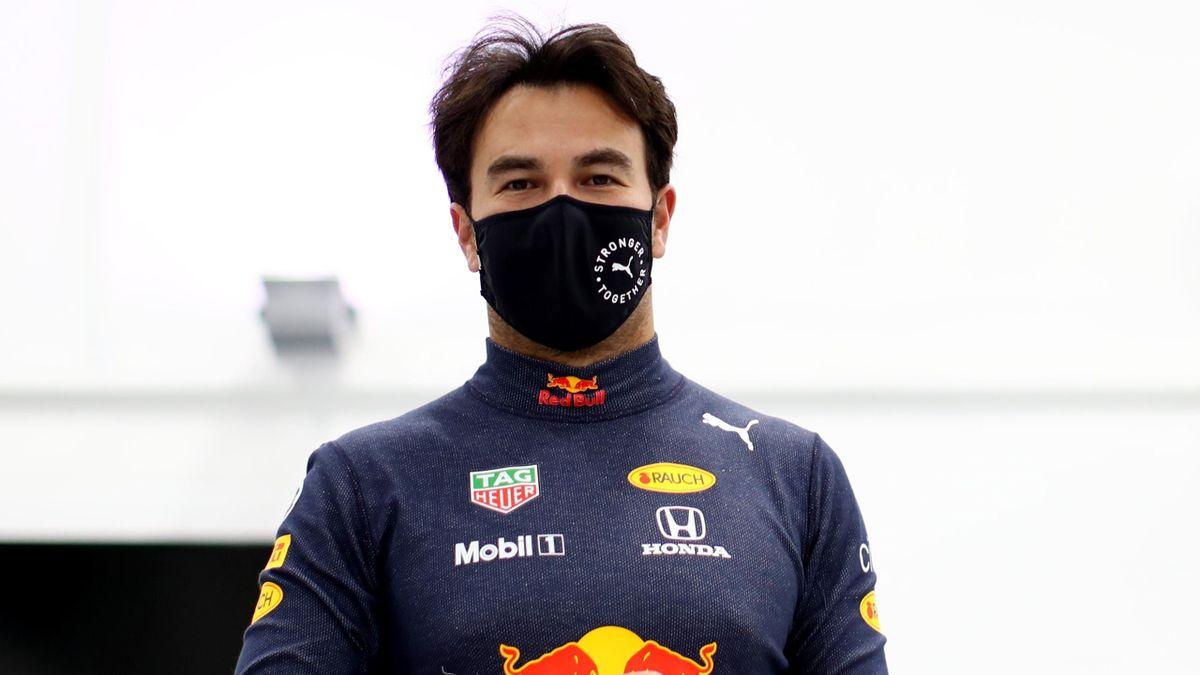 Red Bull Sergio Perez