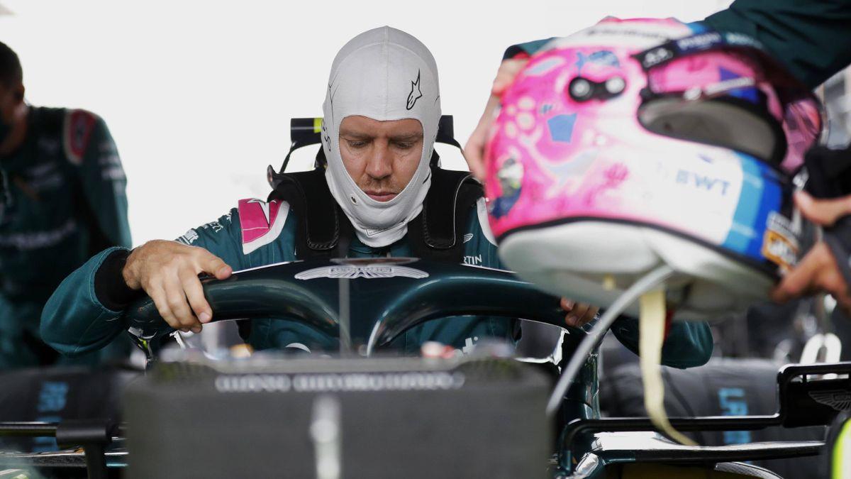 Sebastian Vettel - Aston Martin
