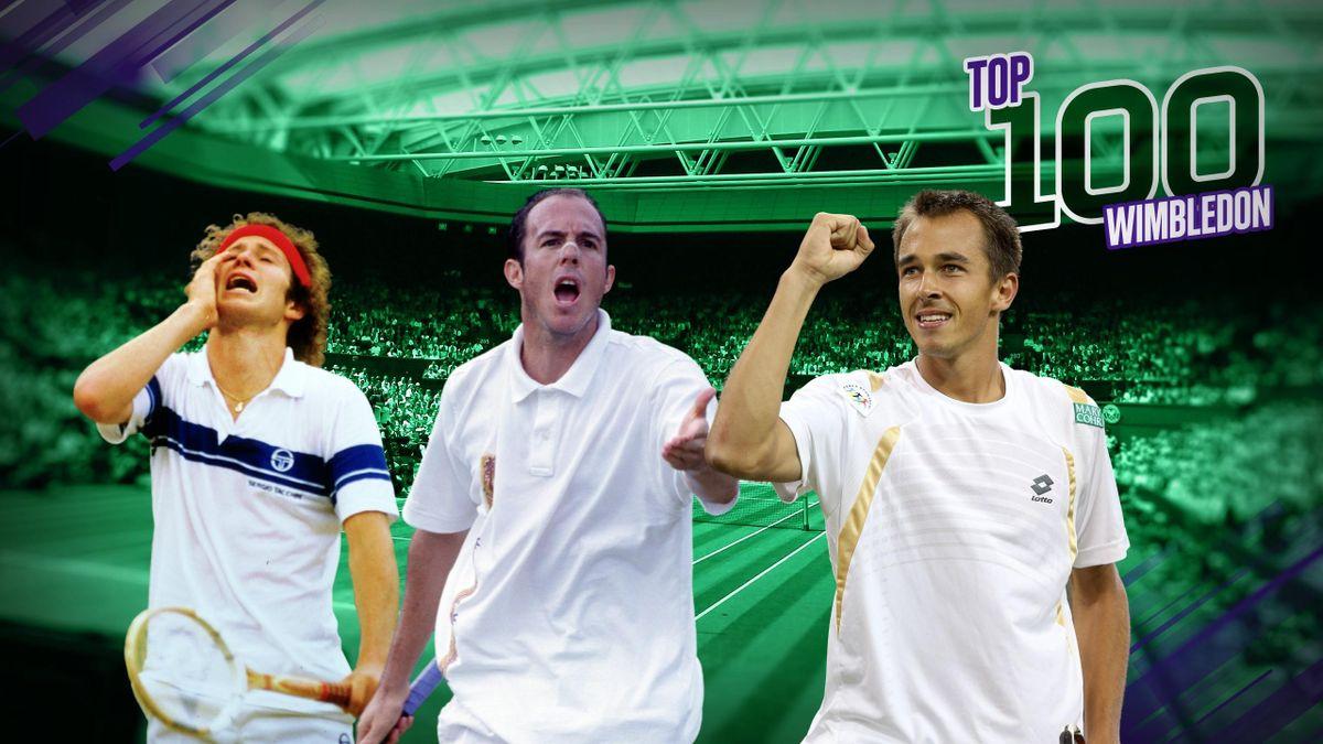 Top 100 Wimbledon