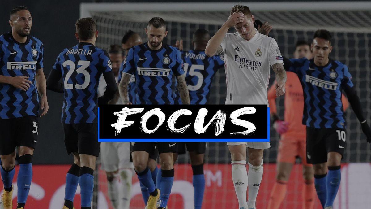 Focus: Inter-Real Madrid, chi la spunta?