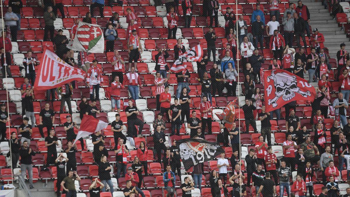 Kamp mellom DVTK og Mezokovesd i ungarsk fotball