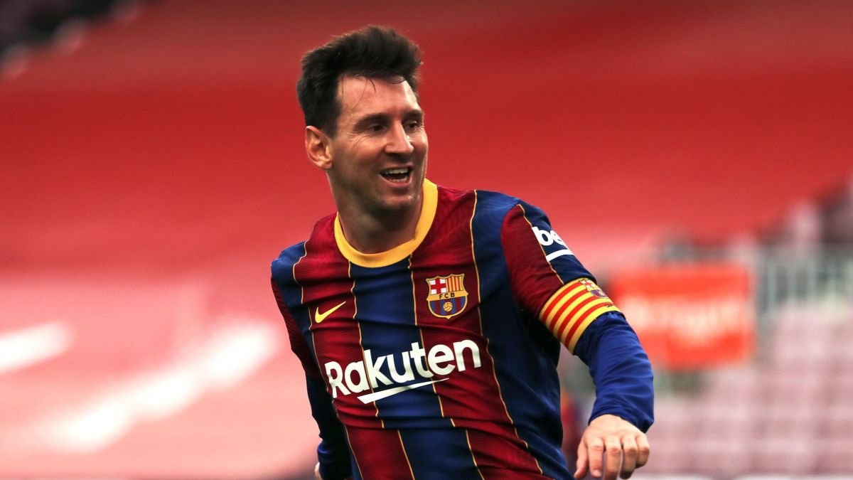 Lionel Messi looks set to sign a new deal with Barca