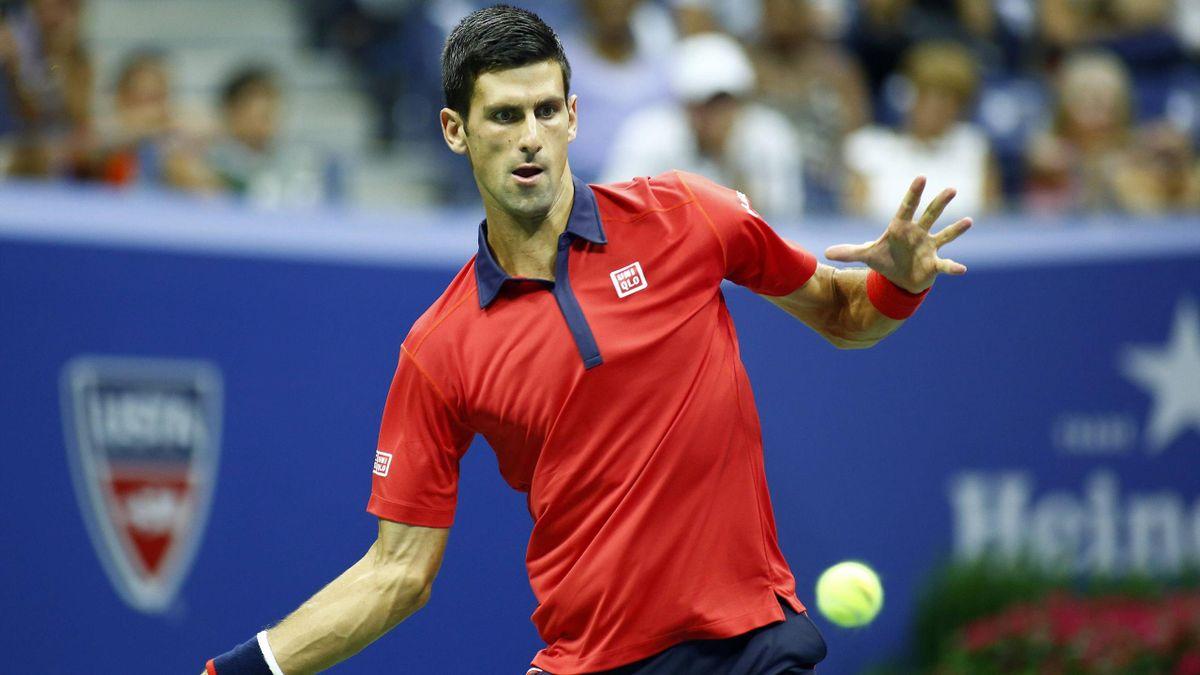 Novak Djokovic siegt souverän in nur 91 Minuten und zieht in die dritte Runde der US Open ein