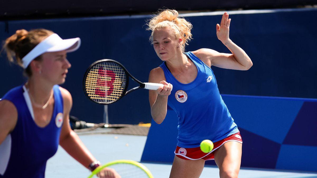 Barbora Krejcikova, Katerina Siniakova | Tennis | Women Double | Tokyo 2020 | ESP Player Feature