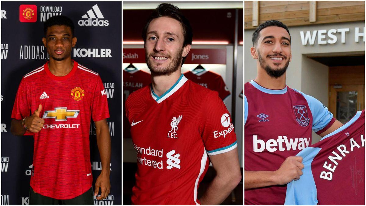 Premier League january transfer window