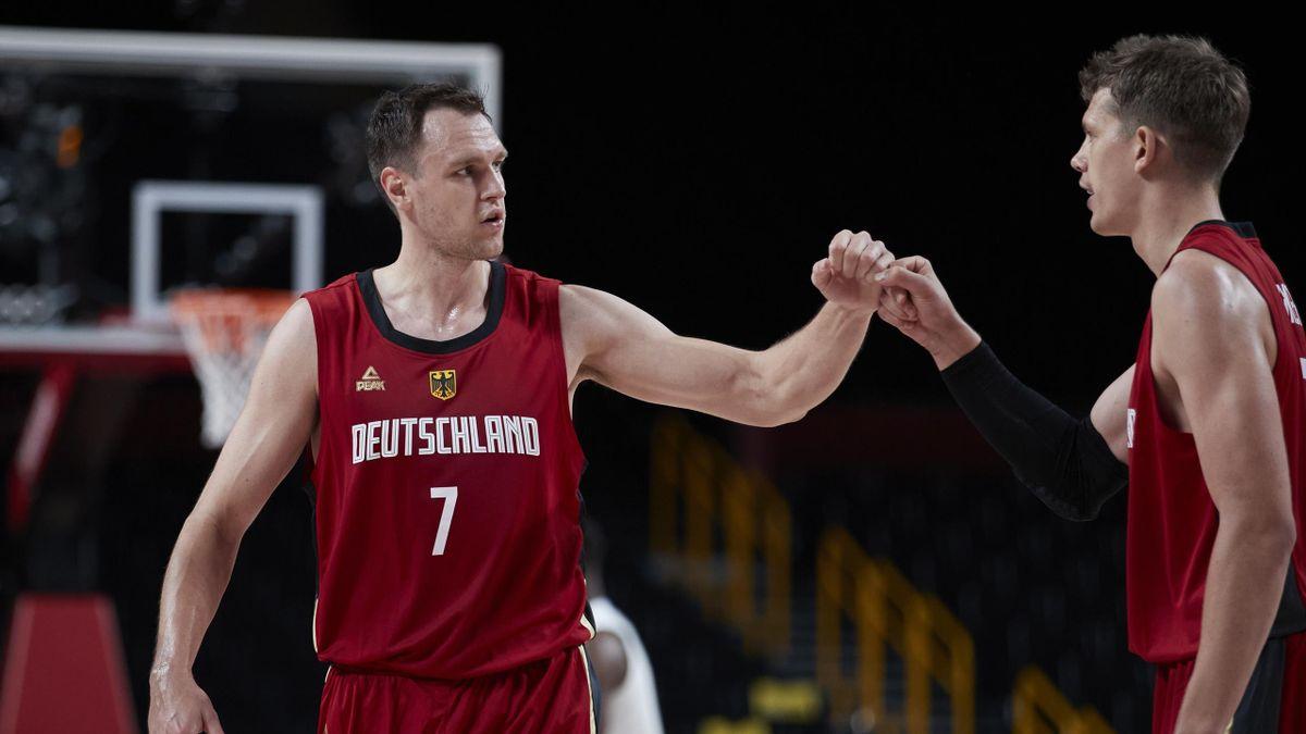Olympia 2021 - Basketball live im Ticker: Deutschland im ...