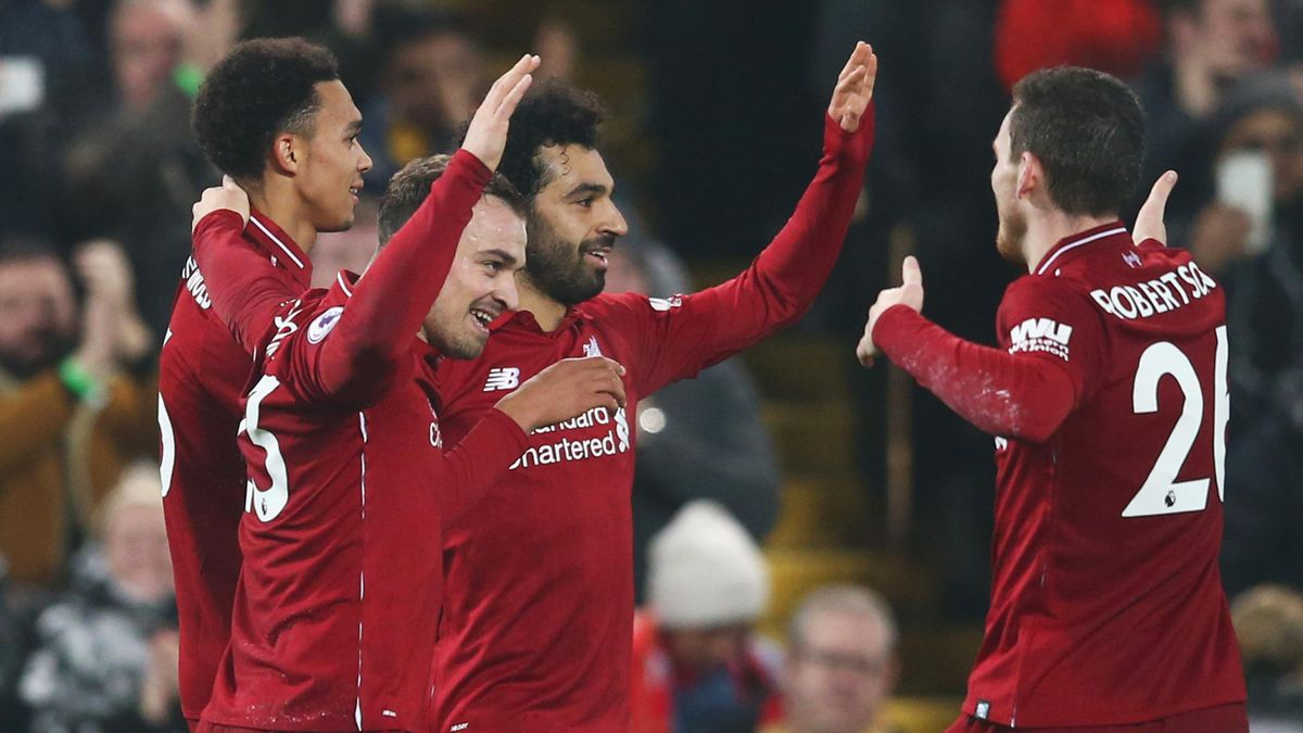 Liverpool, campioana en-titre din Premier League