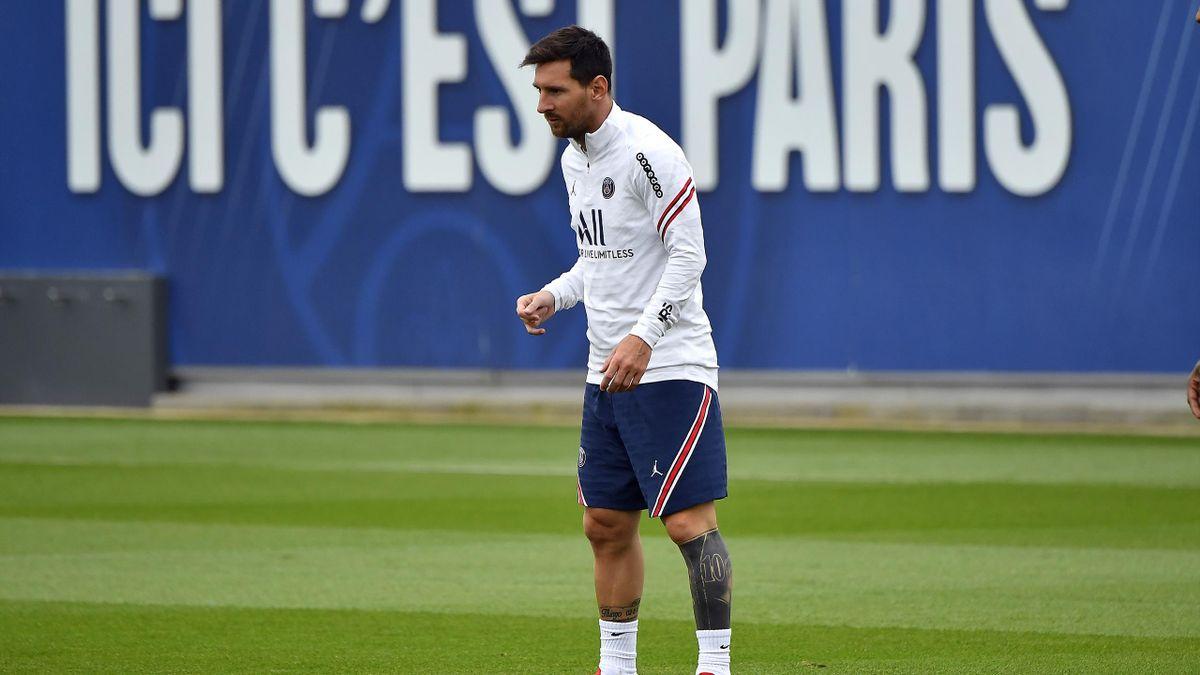 Lionel Messi (PSG)