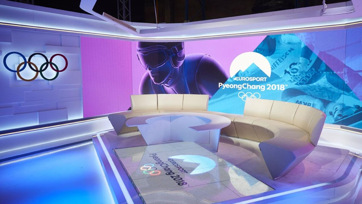 eurosport cube studio