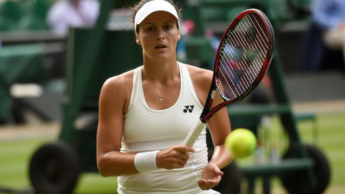 WTA-Turnier: Tatjana Maria scheidet in Cincinnati aus