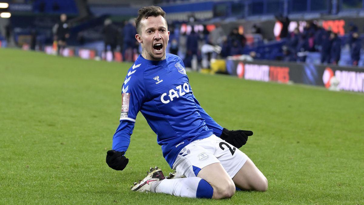 Bernard - FC Everton