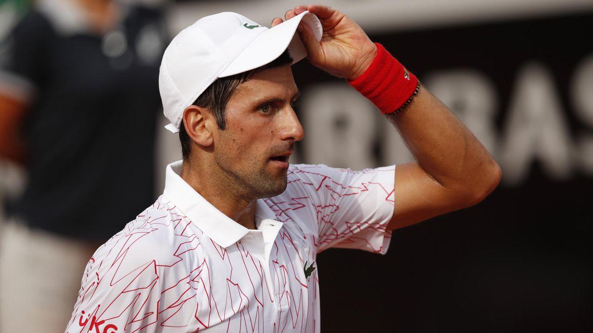 Novak Djokovic s-a calificat în semifinale la Roma