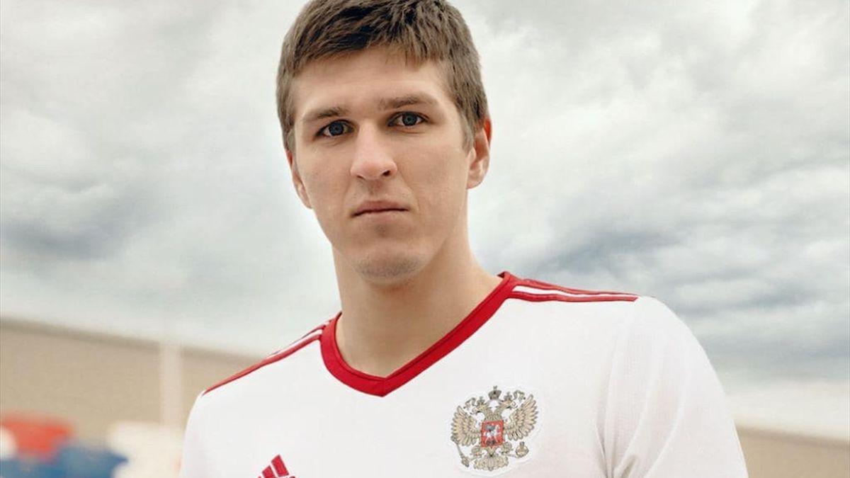 Александр Соболев, Россия