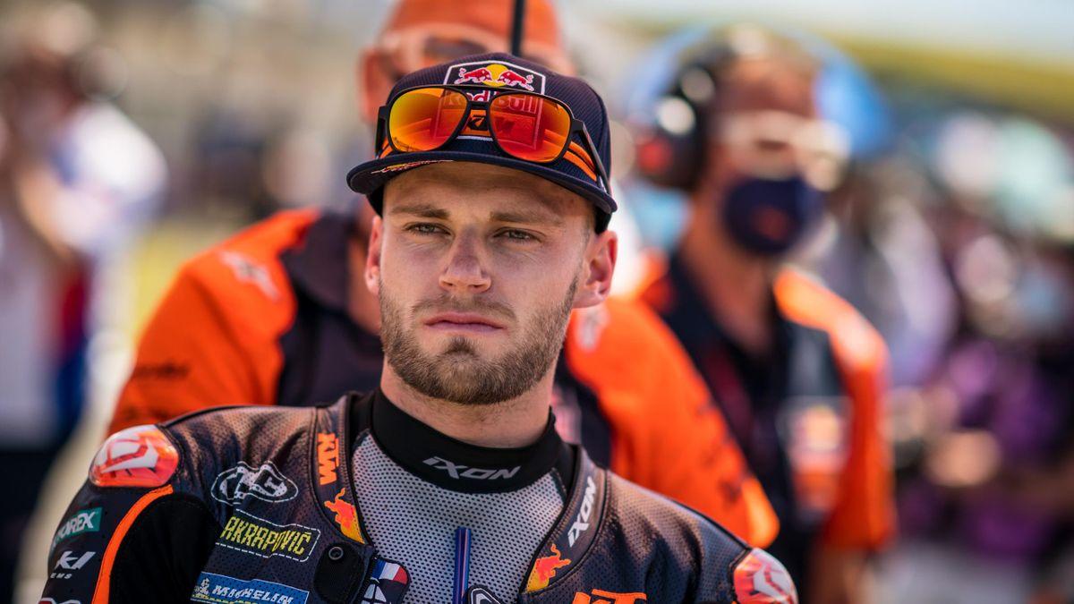 Brad Binder (KTM) au Grand Prix d'Espagne 2021
