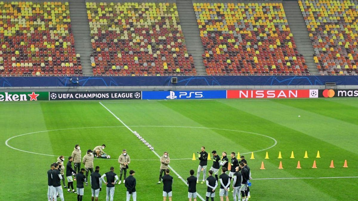 Atletico Madrid - Chelsea, la București. Câți bani vor plăti ibericii ca să joace pe Arena Națională