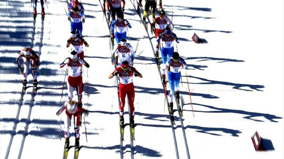Skiathlon Sochi 2014