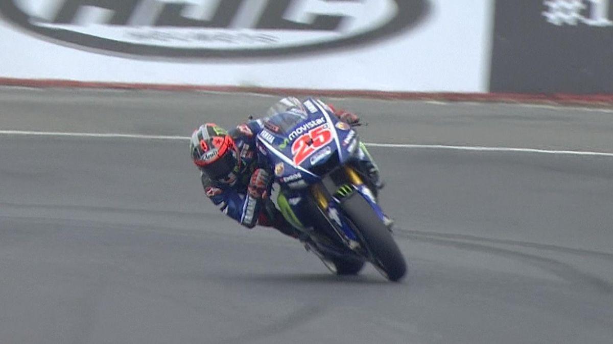 Moto GP : Pole Lap Vinales