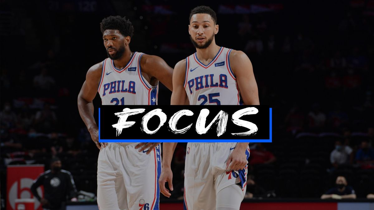 Embiid e Simmons coi Philadelphia 76ers - Focus
