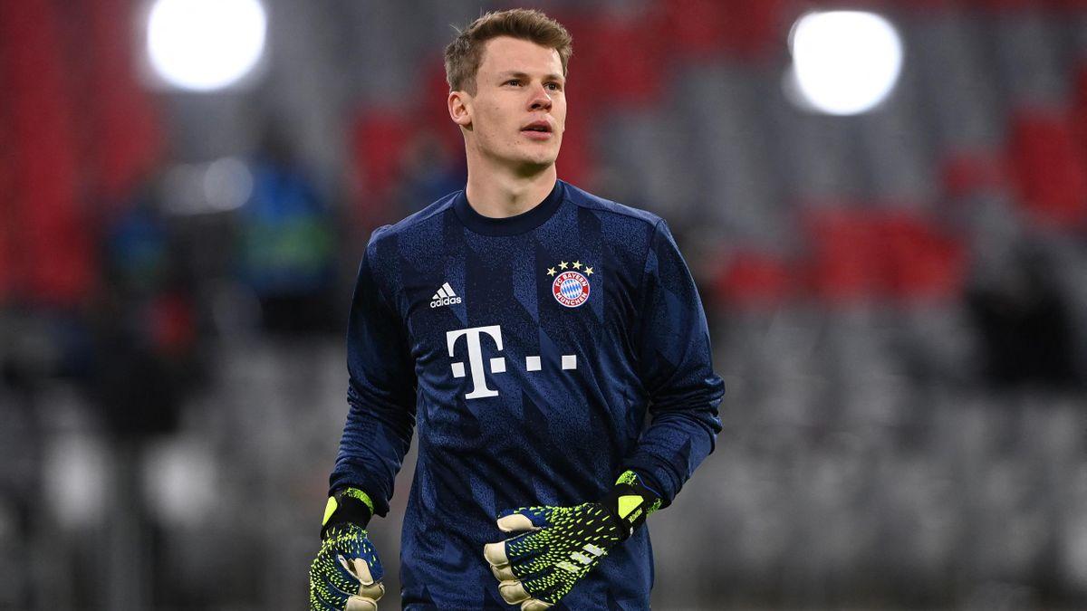 Alexander Nübel wechselt zur AS Monaco.