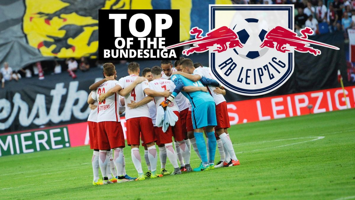 RB Leipzig - top of the Bundesliga